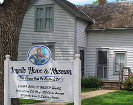 Laura Ingalls Wilder Home